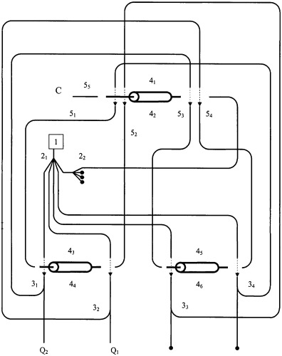 Оптический т-нанотриггер