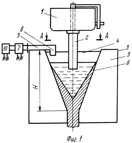 Способ получения непрерывнолитых стальных заготовок
