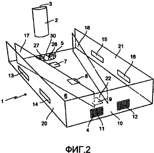Распределительное устройство для применения при разливке металла