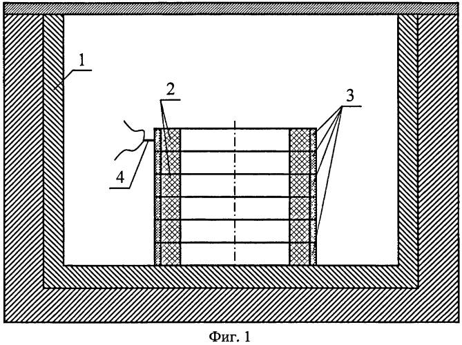 Способ разделки изношенных шин на корд и резиновую крошку