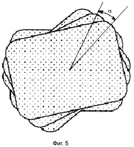 Укладка подушечек из волокнистого материала