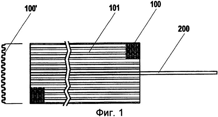Дискретный анод для катодной защиты железобетона