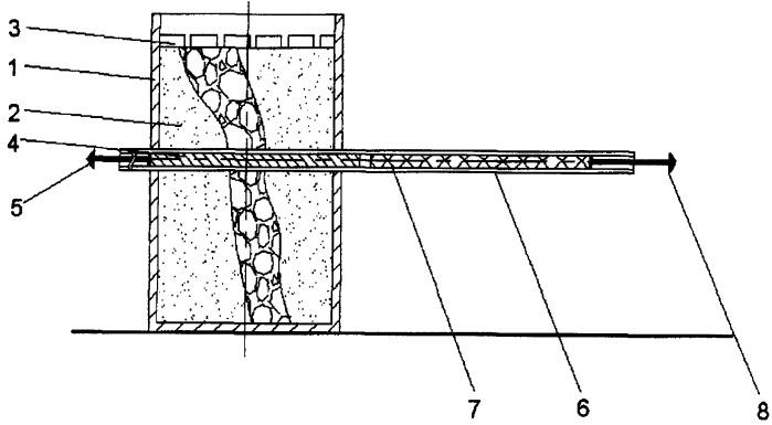Способ моделирования геомеханических процессов на эквивалентных материалах и стенд для его реализации