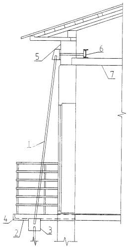 Конструкция усиления балконов