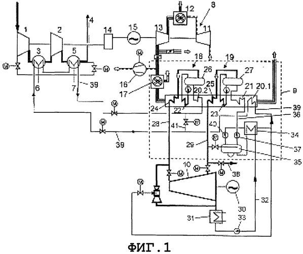 Устройство для утилизации отходящего тепла компрессоров