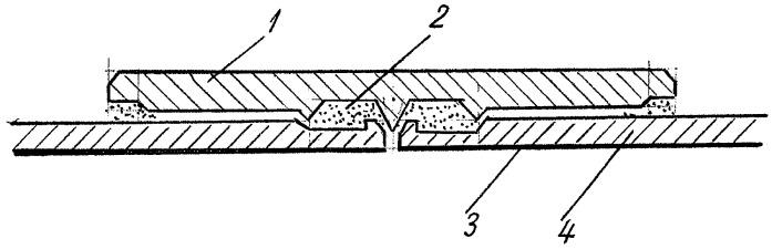 Соединение чугунных или стальных труб прессовой посадкой в соединительную муфту