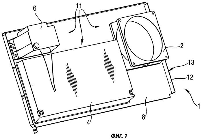 Модульная система функциональных узлов для бытовых приборов и бытовой прибор с модульной системой функциональных узлов