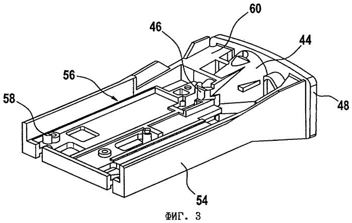 Портативный лазерный дальномер и способ его изготовления
