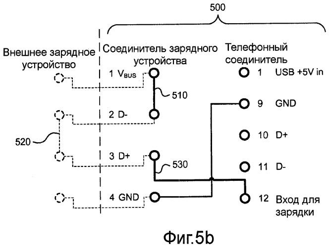Кабель для зарядки с соединителем типа usb