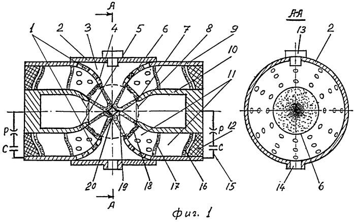 Способ магнитогазодинамического сжатия термоядерного горючего для получения нейтронов (варианты) и устройство для его осуществления