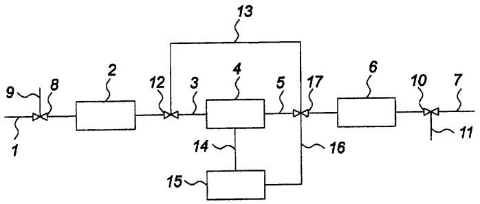 Способ пуска фильтрационной установки и фильтрационная установка, для которой соответственно осуществляется пуск