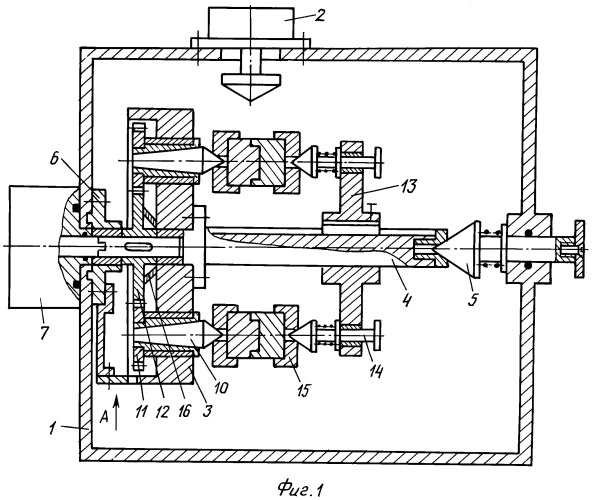 Устройство для сварки кольцевых швов цилиндрических изделий