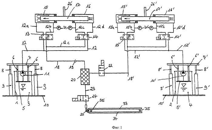 Способ и устройство для введения нити пастообразного материала в промежуток между двумя стеклянными панелями теплоизоляционного стеклопакета