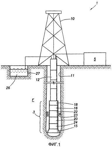 Скважинное устройство и способы передачи данных