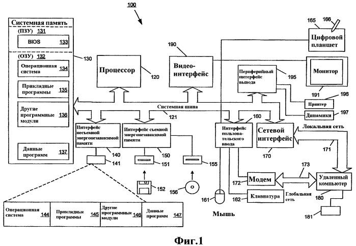 Пользовательский интерфейс переноса и фиксации по новому месту с широкими возможностями