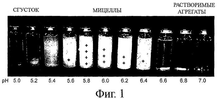 Мицеллы белка молочной сыворотки