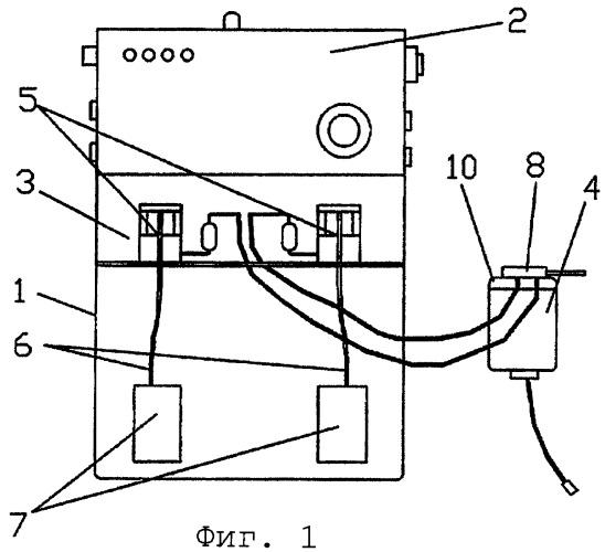 Дозировочно-смесительное устройство для жидких продуктов и способ его работы