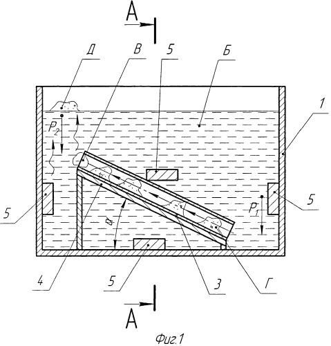 Устройство для осуществления очистки длинномерных полых изделий
