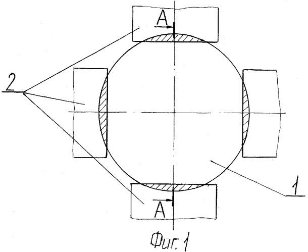 Способ изотермической ковки заготовок в четырехбойковом ковочном устройстве
