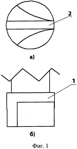 Плоский индуктор для магнитно-импульсного прессования изделий из наноразмерных порошков