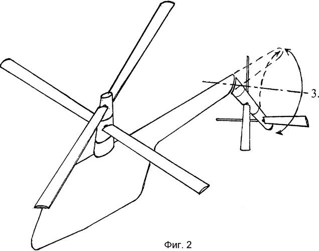 Винтокрылый летательный аппарат