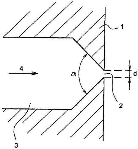 Труба, экструдируемая из микропористой полимерной пены, способ изготовления и головка экструдера