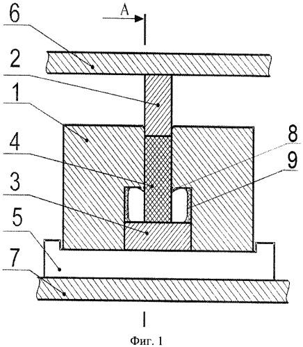 Способ получения титановых заготовок многогранной и круглой формы в наноструктурном состоянии и устройство для деформационной обработки титановых заготовок