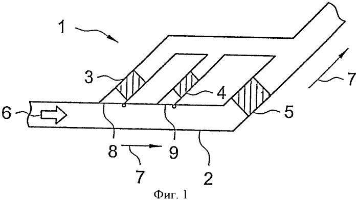Способ и устройство для обработки отработавших газов, образующихся при работе двигателя внутреннего сгорания