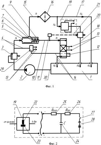Гидравлическая навесная система сельскохозяйственного трактора
