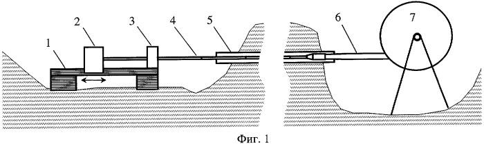 Способ восстановления дюкера методом протягивания полимерно-тканевого рукава