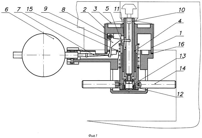Приспособление для контроля и измерения линейных размеров