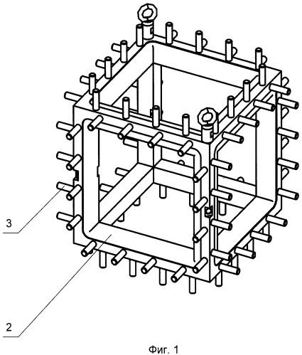 Прибор трехосного сжатия