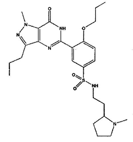 Средство для предупреждения и лечения гиперплазии предстательной железы, содержащее производное пиразолопиримидинона