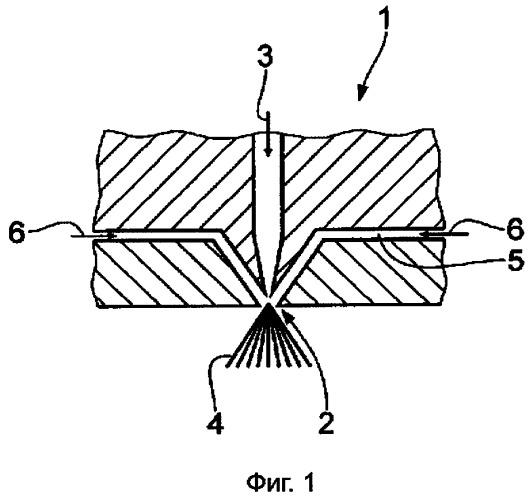 Поддающийся плиссированию нетканый материал, способ и устройство для его получения