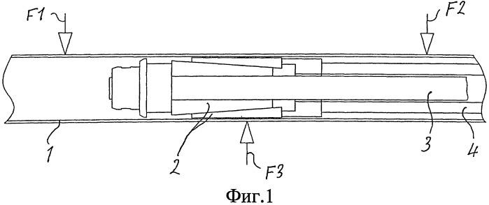 Способ и устройство правки труб на расширителе