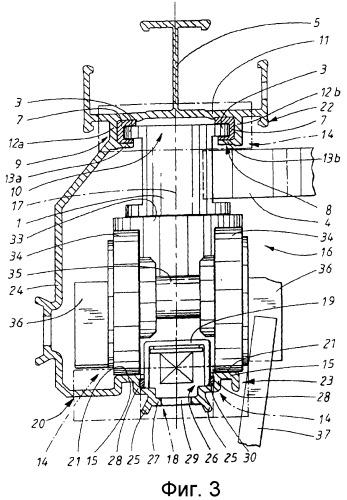Конструкционный элемент для устройства продвижения тележки с изделием и содержащее указанный конструкционный элемент устройство