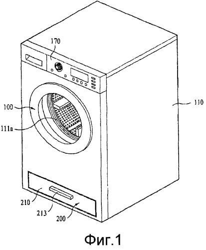 Устройство обработки белья и способ управления таким устройством