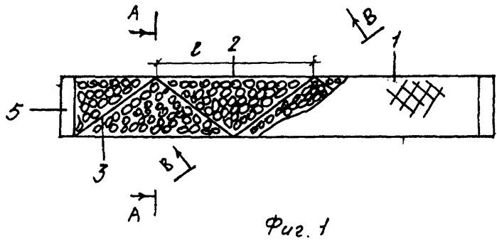 Цилиндрический габион с раскосными перемычками
