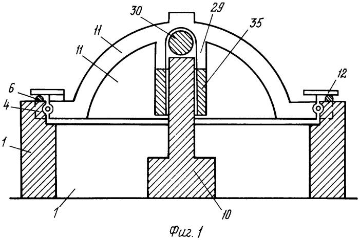 Универсальный вращательно-толкательный двигатель внутреннего сгорания