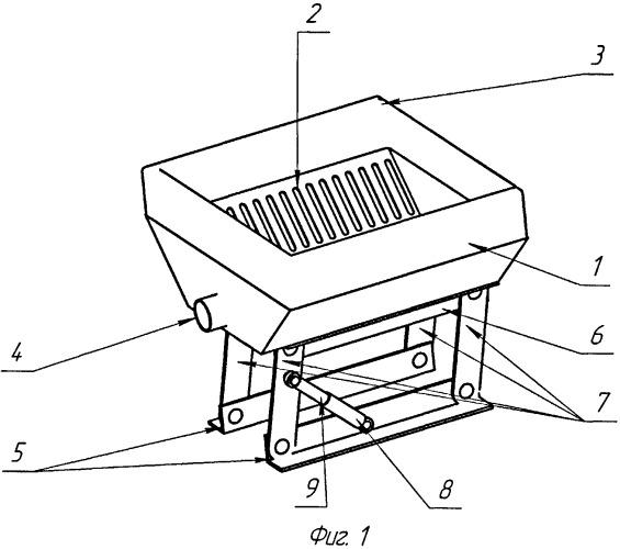 Устройство подачи газообразного теплоносителя к агрегатам транспортных средств