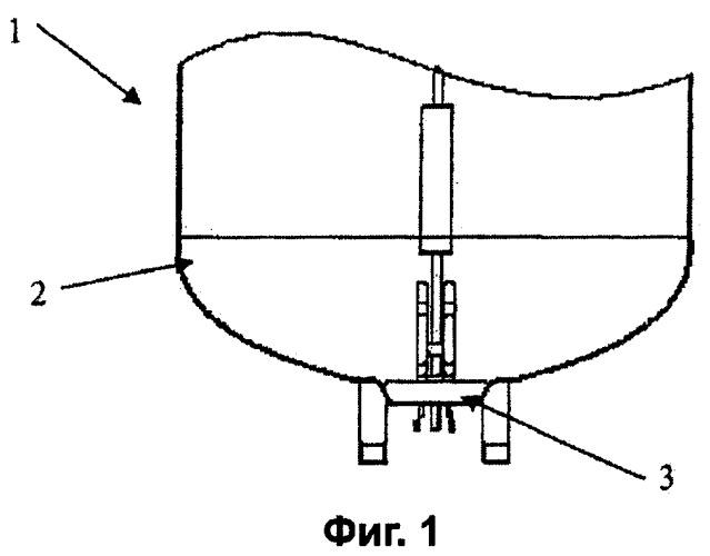 Накопительный водонагреватель, фланец накопительного водонагревателя и способ контроля образования накипи в водонагревателе