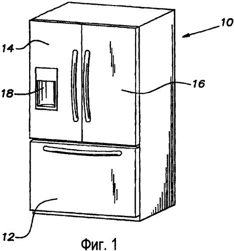 Льдогенератор для холодильного устройства