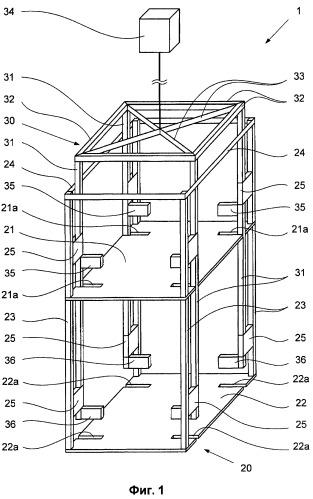 Устройство и способ загрузки и разгрузки печи для термической обработки
