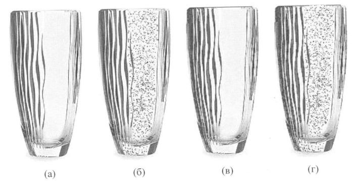 Способ бесконтактного измерения формы объекта