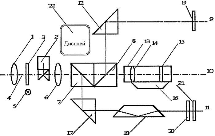 Способ компьютерной астронавигации и коллиматорная визирная труба для его осуществления