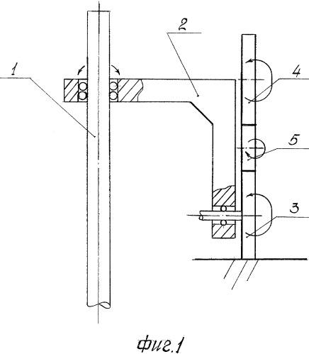Стенд динамических испытаний одноосных средств передвижения на колесно-гусеничном ходу