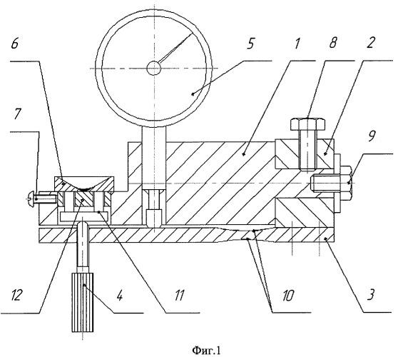 Способ определения прочности сцепления покрытия с подложкой и устройство для его осуществления