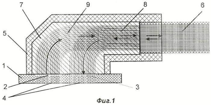 Многоканальный делитель сигналов для смартлинков