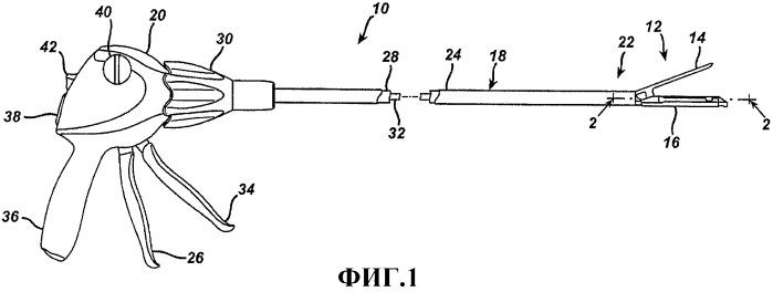 Многоходовой механизм с автоматическим отведением в конце хода