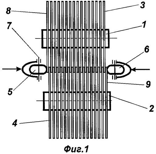 Способ продольной резки ленточного материала